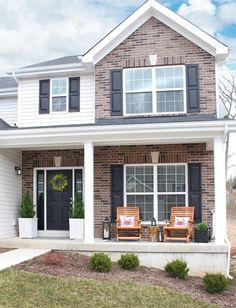 20 Front Porch Makeover Ideas - How to Nest for Less™
