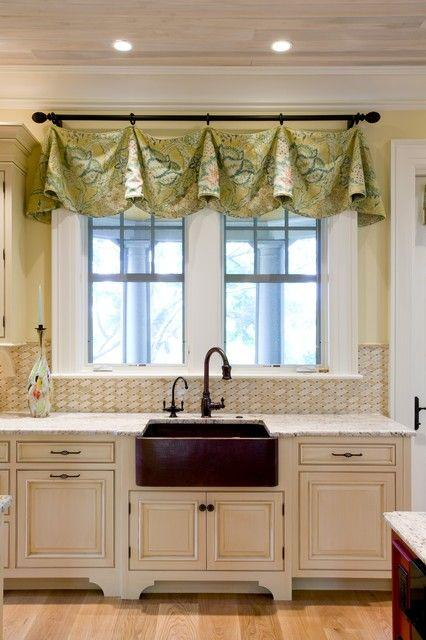 Image result for 31 unusual curtains: kitchen window ideas pinterest