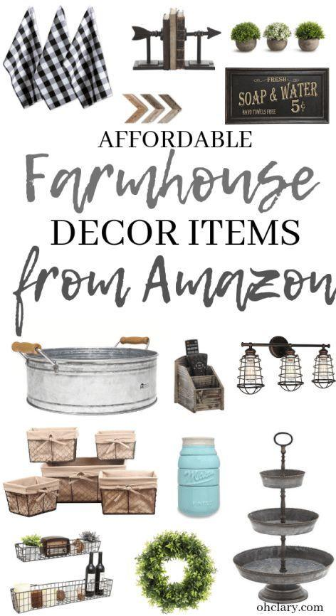 Image result for 5. Amazon decor items pinterest