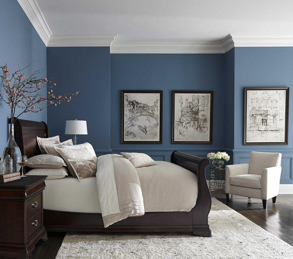 Image result for . Blue bedding  master bedroom pinterest