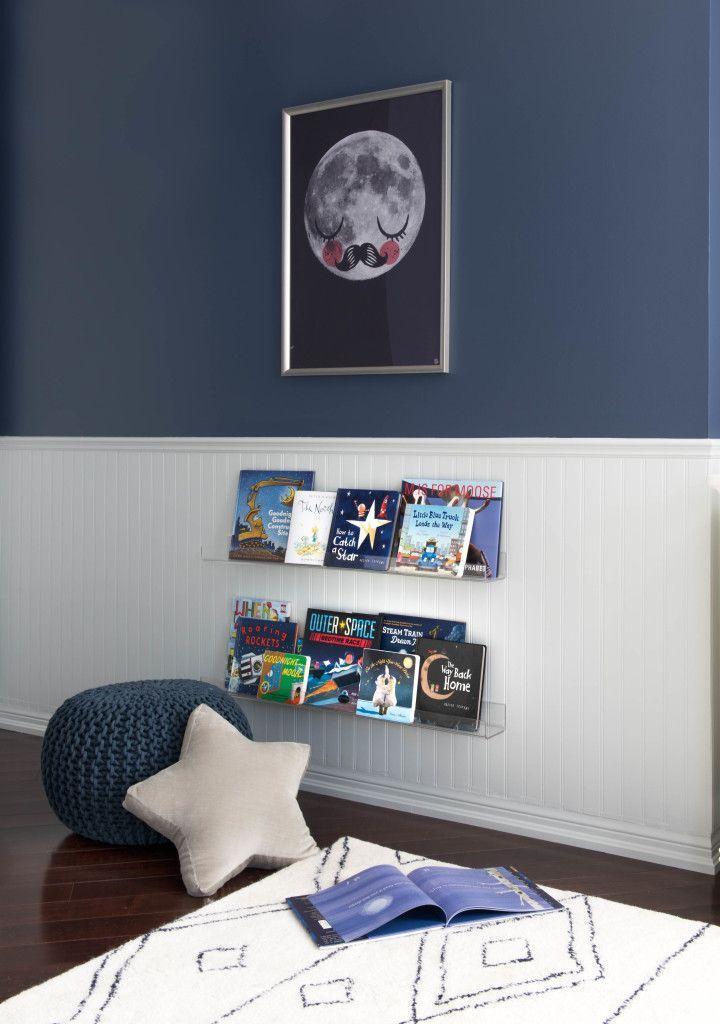 Image result for Celestial theme blue grey bedroom pinterest