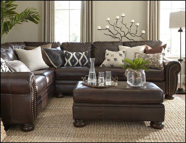 Image result for . cohesive appearance rugs  for brown sofa pinterest