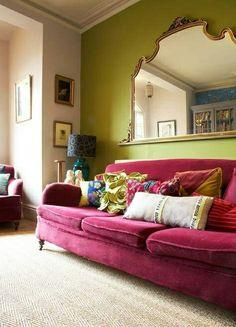 Image result for Complementary pieces living room  pinterest