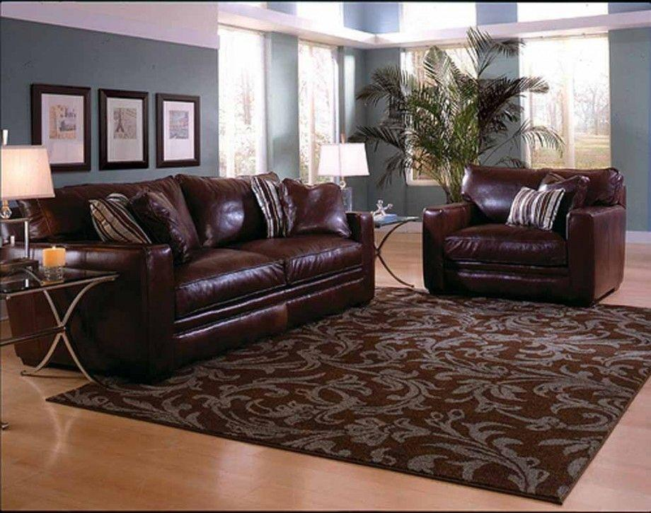 Image result for Consistent Theme rugs brown sofa pinterest