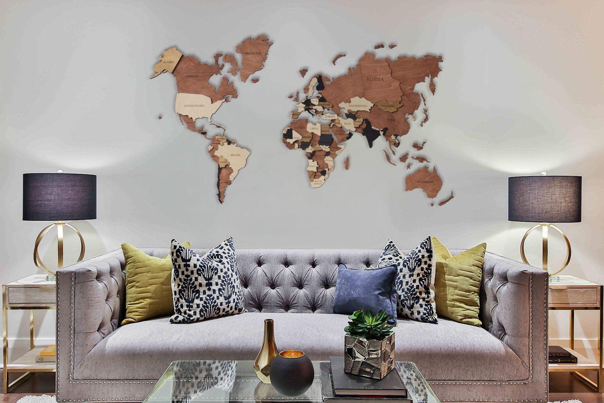 Image result for Country map: living room in pinterest