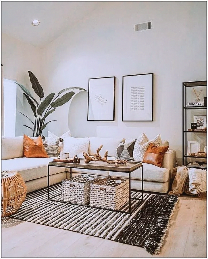 Image result for Foliage trio:living room  pinterest