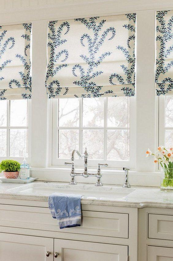 Image result for Pretty And Elegant kitchen window ideas pinterest
