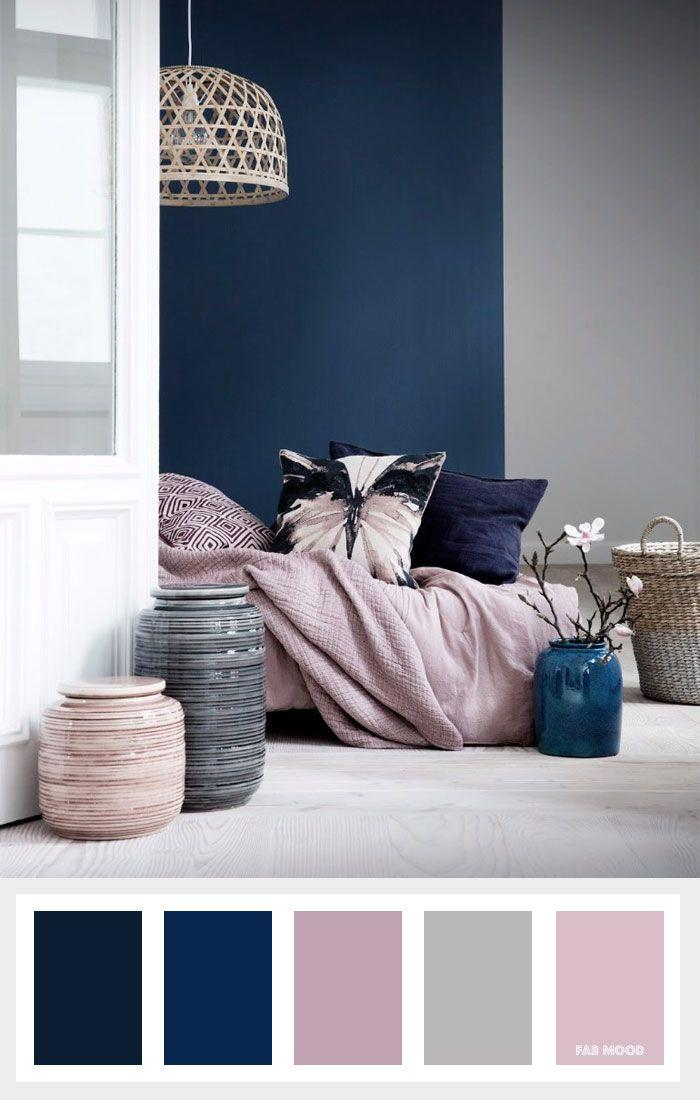 Image result for . Throw pillows:blue grey bedroom pinterest