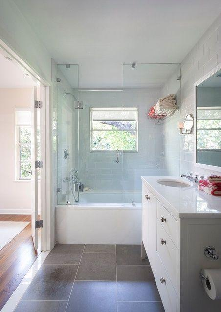 Image result for Turquoise Walls With Soft Grey Floor Tile bathroom pinterest