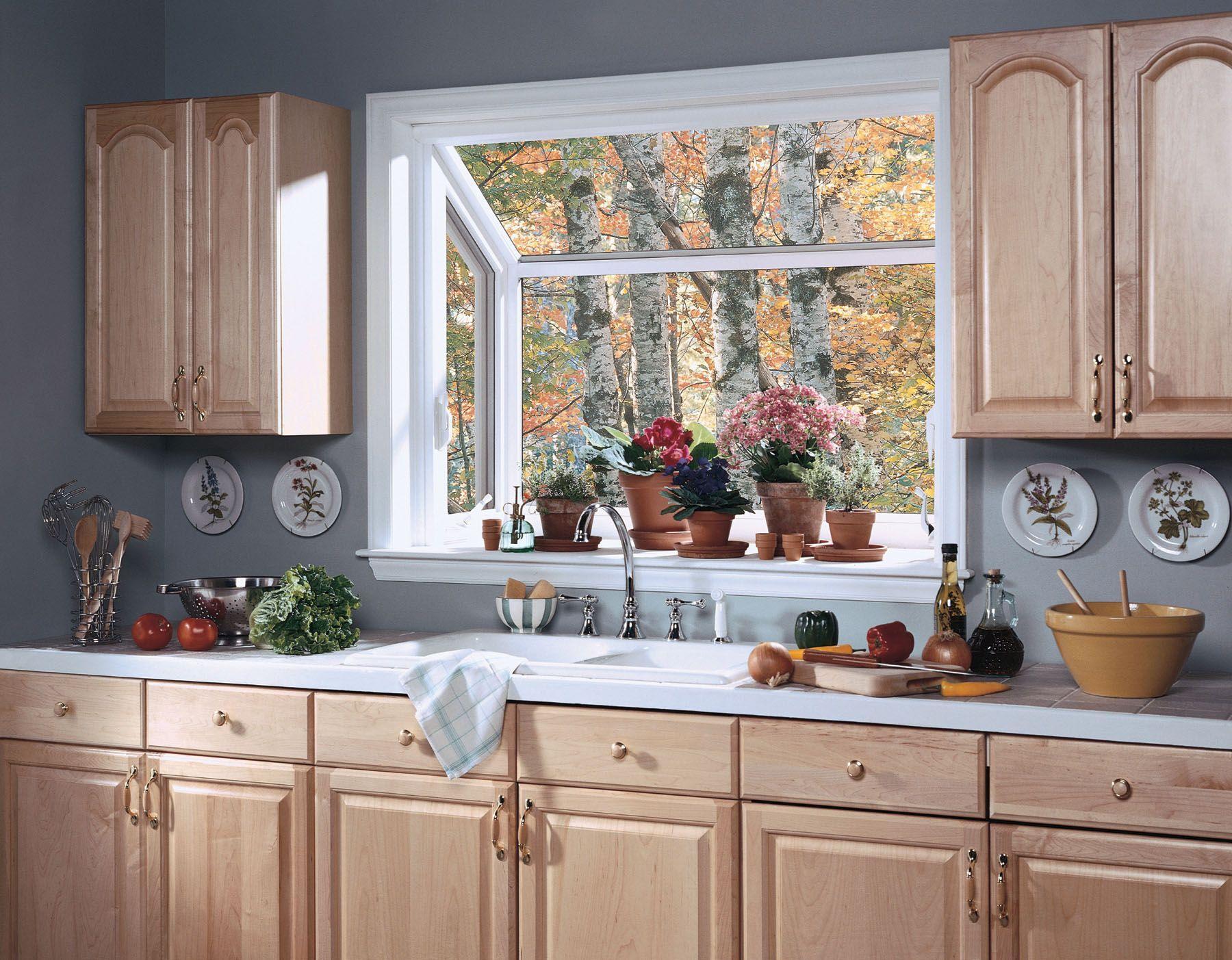 Image result for Vine is fine: kitchen window ideas pinterest